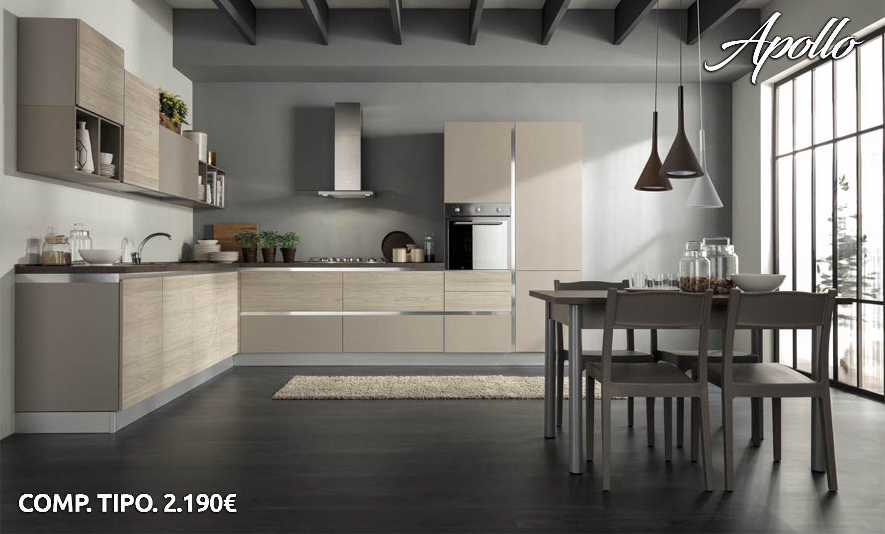 Cucine moderne casa midì