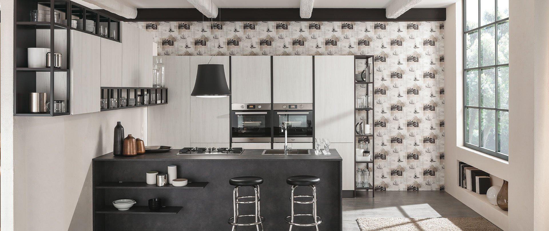 Cucine moderne casa mid - Cucine classiche moderne foto ...