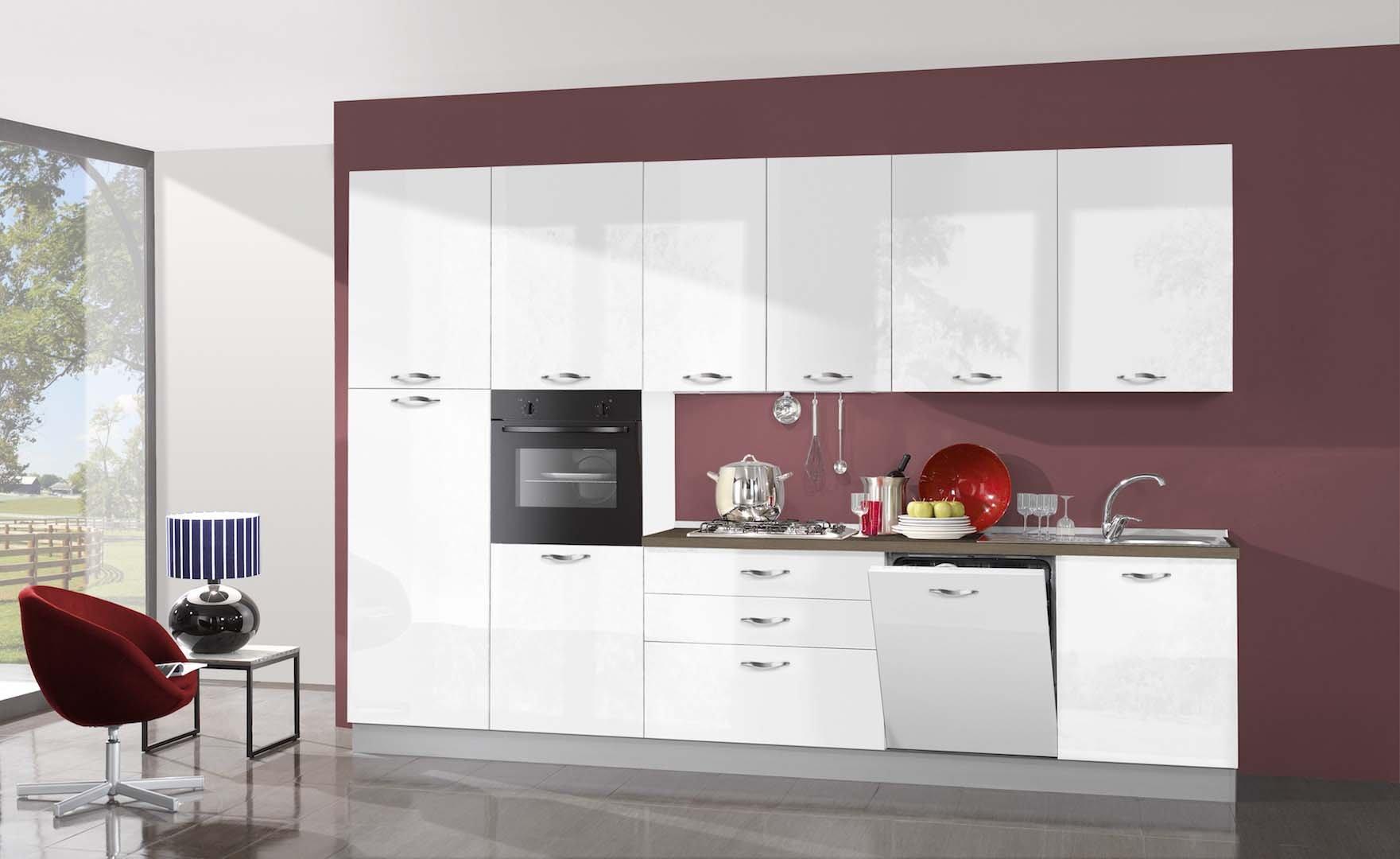 Cucine Bloccate Casa Midi